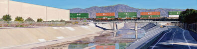Mary-Austin Klein, 'Rio Hondo, El Monte', 2021