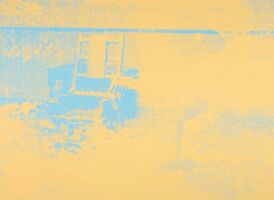 Andy Warhol, 'Electric Chair (Feldman & Schellmann II.83)', 1971