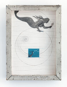 Joseph Cornell, 'Untitled (Nostalgia of the Sea Americana)', ca. 1955