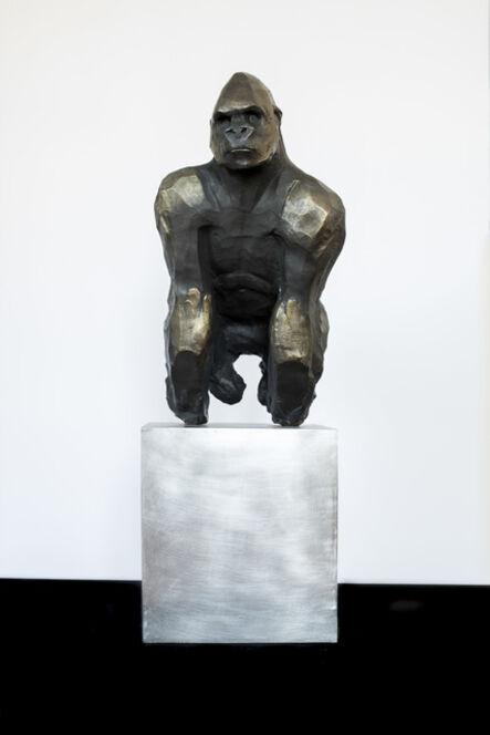Alfredo Cota, 'Gorila', 2017