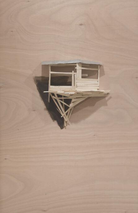 Tadashi Kawamata, 'Tree Hut Plan No. 25', 2015