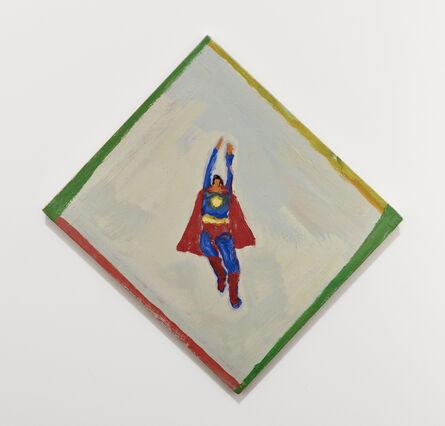 Katherine Bradford, 'Superman Diamond', 2015