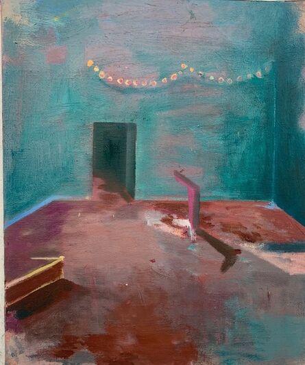 Su Weiss, 'Hin und Weg', 2020