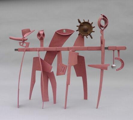 Simon Gaiger, 'Apotropaic Device', 2020