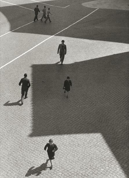Herbert List, 'View from Max Scheler's apartment. 1953.', 1959