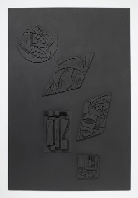 Louise Nevelson, 'Northern Shores III', 1966