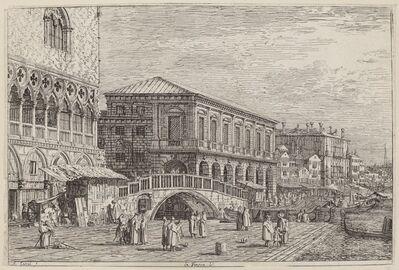 Canaletto, 'Le Preson. V.', ca. 1735/1746