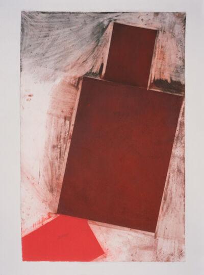 Joel Shapiro, 'untitled', 1995