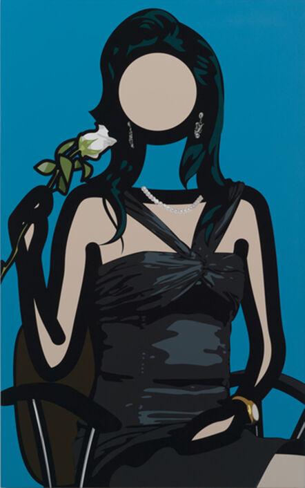 Julian Opie, 'Antonia 1', 2011