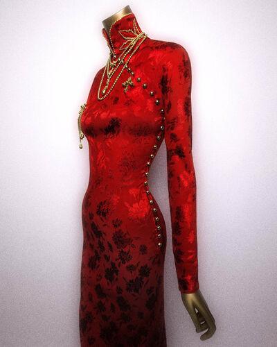 John Galliano, 'Dress (John Galliano for House of Dior)', Fall/winter 1997-98