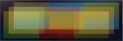 Carlos Cruz-Diez, 'Color Aditivo Hilda 2 ', 2012
