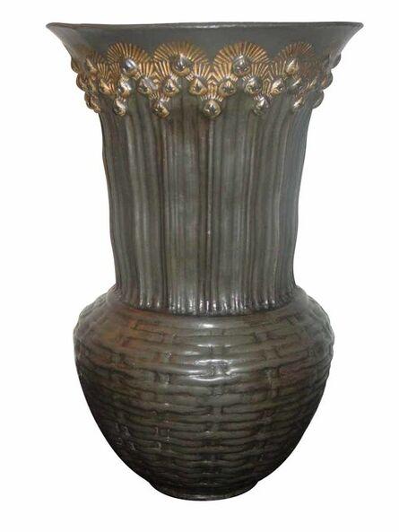 Jean Dunand, 'Vase', ca. 1913