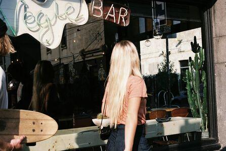 Lala Serrano, 'Blonde/Melbourne', 2017