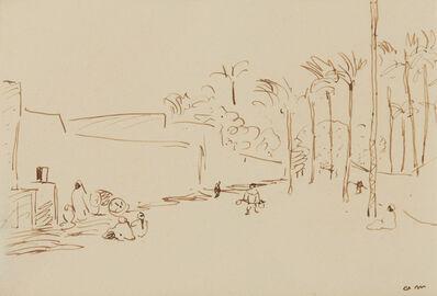Albert Marquet, 'ORIENTAL SCENE', ca. 1925