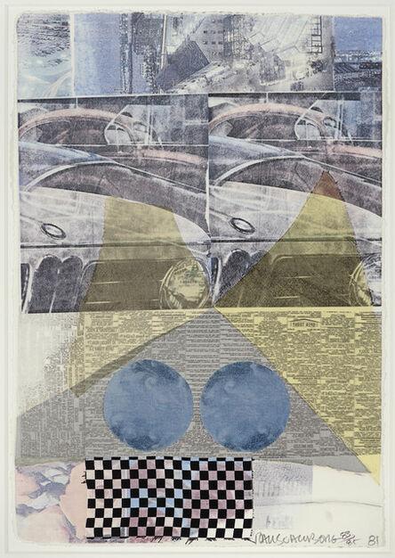 Robert Rauschenberg, 'Arcanum IX', 1981