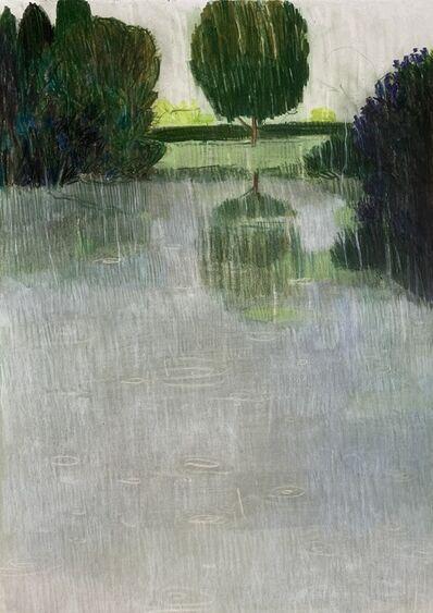Per Adolfsen, 'Rain in May', 2021