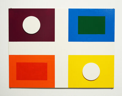 John Nixon, 'Flag III', 2008-2013