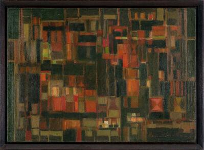 Maria Leontina, 'Jogos e Enigmas ', 1955