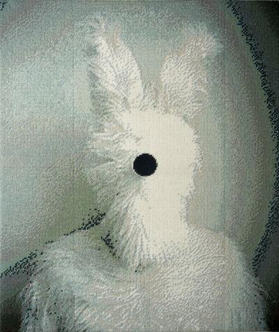 Polly Borland, 'Rabbit', 2010