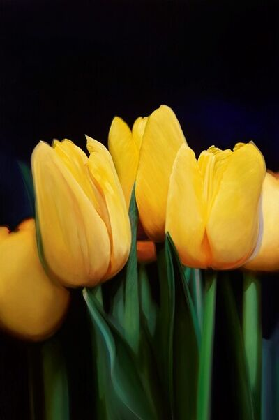 James Lahey, '5 Tulips 060721-03', 2021