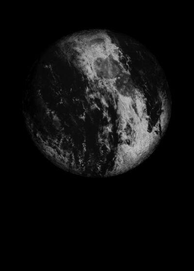 Jorge de la Garza, 'Moon No.7c', 2014