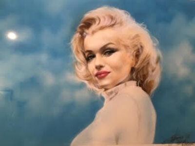 Hans Boarding, 'Marilyn Monroe'