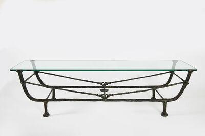 Diego Giacometti, 'Table berceau, Première version', ca. 1963