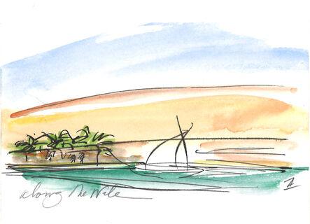 Joyce Rezendes, 'Along the Nile, Postcard 5', 2007