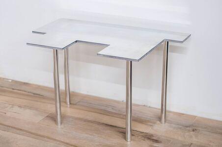 Jonathan Nesci, '100 Variations Table No. 60', 2014