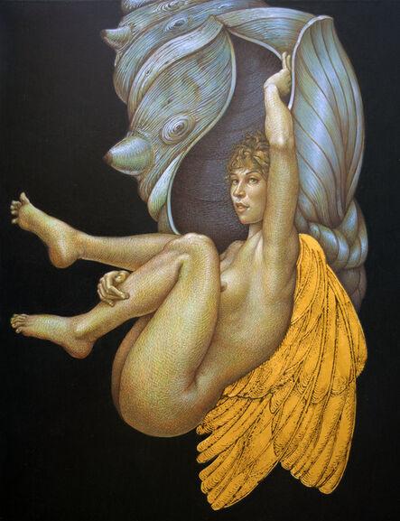Michael Bergt, 'Chrysalis IV', 2020