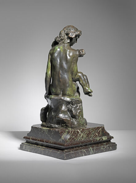 Auguste Rodin, 'Frère et Soeur'', 1890-1891