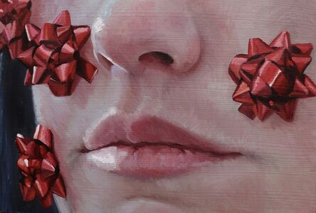 Hilary Swingle, 'Red Bow', 2020