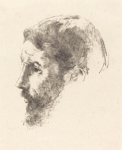 Odilon Redon, 'Pierre Bonnard', 1900