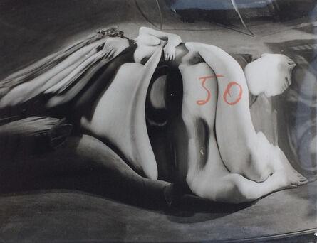 André Kertész, 'Distortion #50', 1933