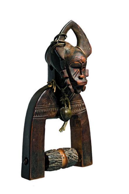 'Étrier de poulie de tisserand (Weaver's heddle pulley)', c. 1930