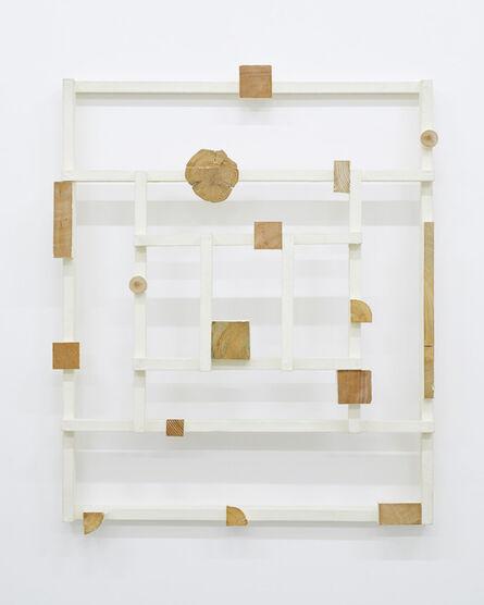 Kishio Suga, 'Framed State, Multiple Realms', 1995