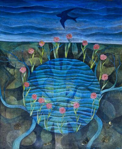 Julia Zanes, 'Birds Fly Upsidedown', 2013