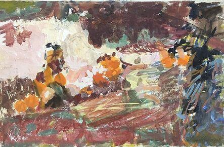 Morris Shulman, 'Anemone Pool', 1954