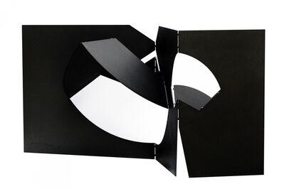 Bruno Munari, 'Da una scultura da viaggio', 1959-1985