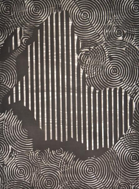 Alexandre Arrechea, 'Mapa frente al espejo (África)', 2016