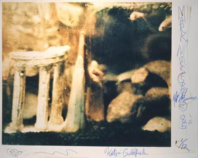 Mark Morrisroe, 'Katy's Goldfish', 1985