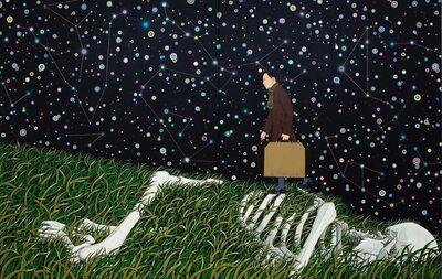 Chen Fei, 'Dark Stars / 黯淡星', 2013