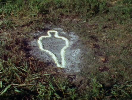 Ana Mendieta, 'Untitled: Silueta Series', 1978