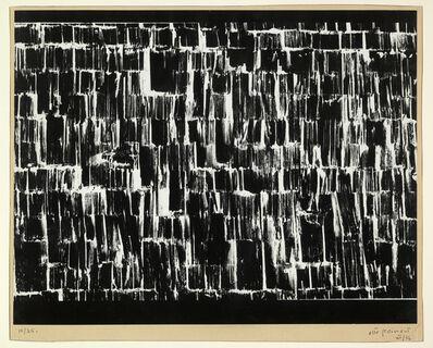 Otto Steinert, 'Schwarzwalddach', 1956
