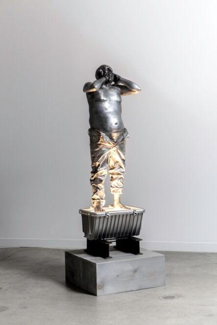 Bernardí Roig, 'Father petit (aluminum)', 2016