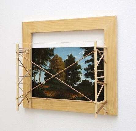 Jorge Perianes, 'Untitled (ANDAMIO II)', 2015
