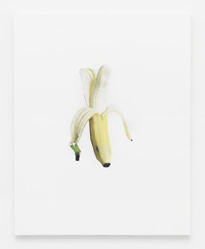 Haley Mellin, 'Banana Jpeg 5', 2014