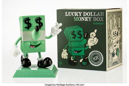 Jeremyville, 'Lucky Dollar Money Bank', circa 2015