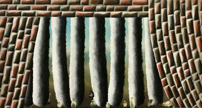 Andreas Schulze (b. 1955), 'untitled (Küken)', 2020