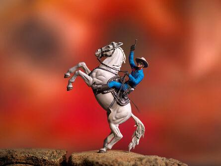David Levinthal, 'History, The Lone Ranger', 2015